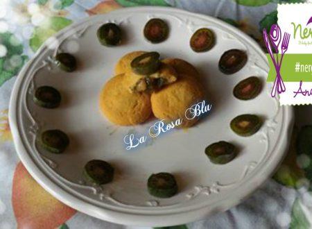 Biscotti con babi kiwi Nergi