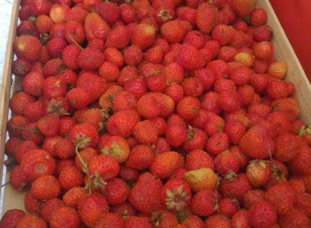 Marmellata/confettura di fragole