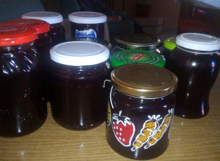 Marmellata/confettura di ciliegie