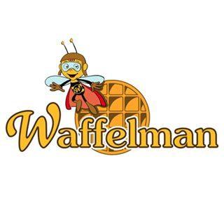 Waffelman, la dolcezza a portata di mano