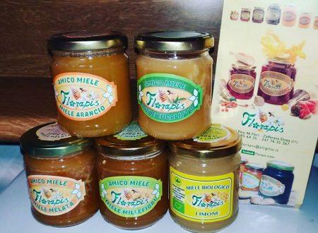 FLORAPIS MIELE , il miele aiuta il tuo benessere