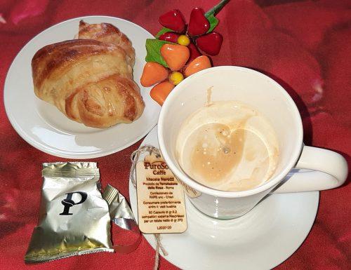 PUROSOLE CAFFE', il caffè tostato con i raggi del sole